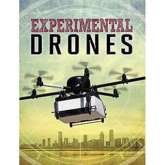 Experimental Drones (Edge Books: Drones)