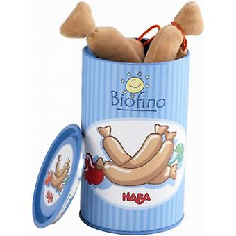 HABA - Play Food Tin di salsicce 5179