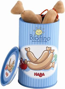 HABA- Play Food Tin of Sausages 5179