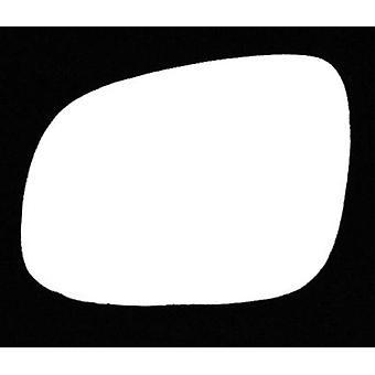 Lato passeggero sinistro Stick-on vetro a specchio per Kia CEED Hatchback 2006-2012