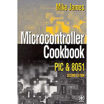 Microcontroller Cookbook by James & Mike