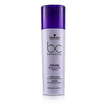 Schwarzkopf BC Bonacure Keratin Smooth Perfect Conditioner (For Unmanageable Hair) 200ml/6.7oz