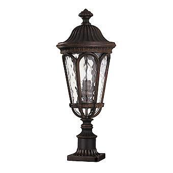 Regent Court Two Light Pedestal  - Elstead Lighting