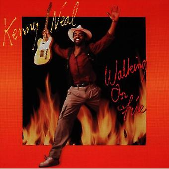 Kenny Neal - Walking on Fire [CD] USA import