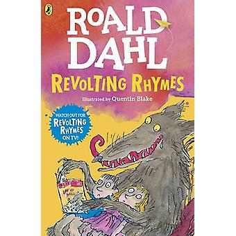 Revolting Rhymes by Roald Dahl - Quentin Blake - 9780141374123 Book