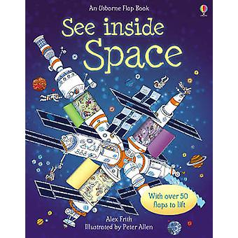 See Inside Space by Katie Daynes - Peter Allen - 9780746087596 Book
