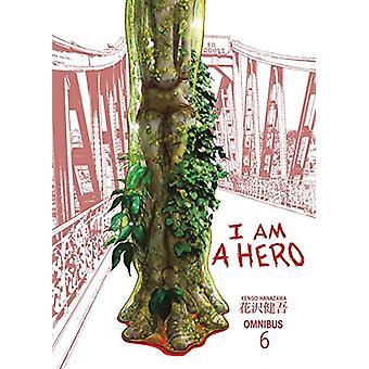I Am A Hero Omnibus Volume 6 by I Am A Hero Omnibus Volume 6 - 978150
