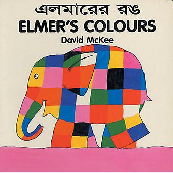 Elmer's Colours (New edition) by David McKee - Kanai Datta - 97818405