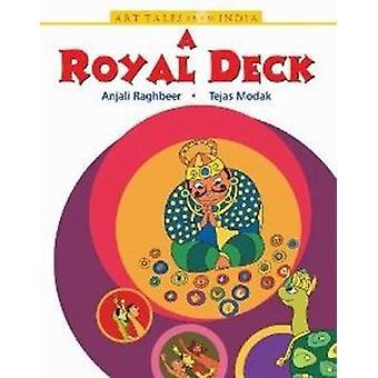 Royal Deck - Ganjifa Art by Anjali Raghbeer - Tejas Modak - 9788183281