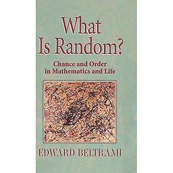 What is Random?: Chance and Order in Mathematics and Life