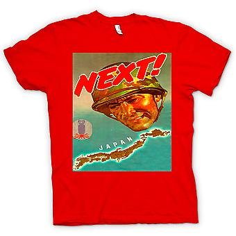 Womens T-shirt - Japan Next - War Poster T Shirt