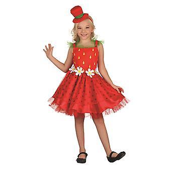 Strawberry Kiss (Dress + Headpiece) (L)