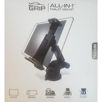 Verizon Grip All-in-1 Tablet Car Mount for tablets up to 13 inches (Universal)
