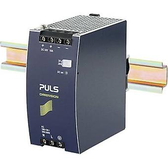 PULS DIMENSION CS10.241 Rail mounted PSU (DIN) 24 Vdc 10 A 240 W 1 x