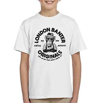 London Banter Originals Daper Ape Kid's T-Shirt