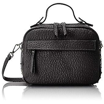 Piece Bags 8614 Handbag S&p. Women's Black 23x18x12cm (W x H x L)