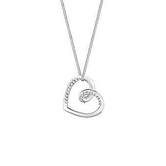 Elli Silver Pendant Necklace 0101892918_45