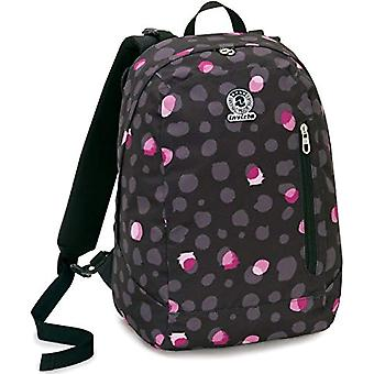 Backpack 2in1 Reversible Invicta Twist Eco-Material - Grey - 26 Lt - Fantasy - United Color - School & Leisure