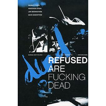 Refused - Refused Are F-Cking Dead [DVD] USA import