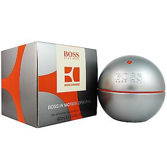 Boss In Motion Men by Hugo Boss 3.0 oz EDT Spray