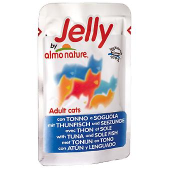 Almo nature Tuna and Flounder (Cats , Cat Food , Wet Food)