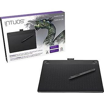 USB graphics tablet Wacom Black