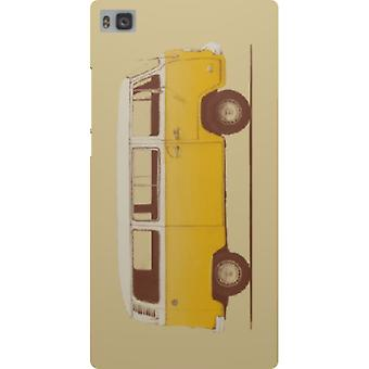 Cape Yellow Van for Huawei P8