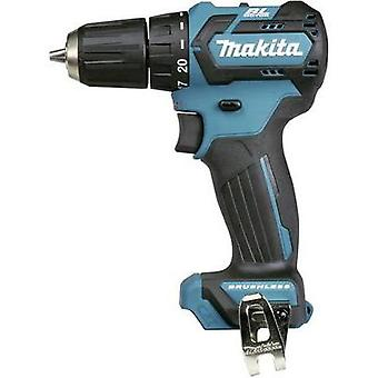 Makita DF332DY1J Cordless drill 10.8 V 1.5 Ah Li-ion incl. rechargeables, incl. case