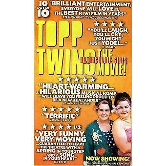 La locandina del film ragazze intoccabile Topp Twins (11 x 17)