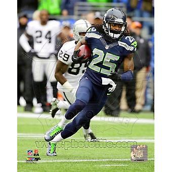 Richard Sherman 2014 Action Sports Photo