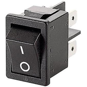 Toggle switch 250 Vac 4 A 2 x Off/On Marquardt 1852.1128 IP40 latch 1 pc(s)