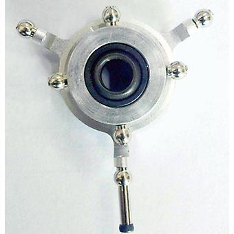 CCPM metall Swashplate