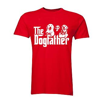 Alexis Sanchez - Dogfather T-Shirt (rød)