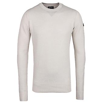 Schott NYC Crusader 1 Mastic Knit Crew Neck Sweater