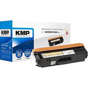 KMP Toner cartridge replaced Brother TN-326C Compatible Cyan 3500 pages B-T62