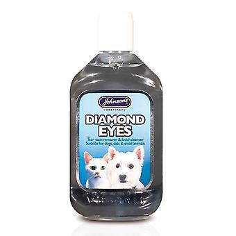 Jvp Dog & Cat Diamond Eyes 125ml (Pack of 6)