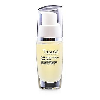 Thalgo Silicium Extracts Face Contours & Neck Intensive Lifting Effect 15ml/0.5oz
