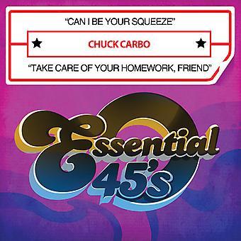 Chuck Carbo - czy mogę być Twoja wycisnąć / dbać o twój import USA pracę domową