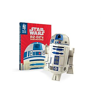 Star Wars: R2-D2's Droid Workshop: Make Your Own R2-D2 (Press Out & Play) (Hardcover) by Lucasfilm Ltd