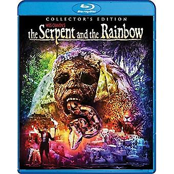 Serpent & the Rainbow [Blu-ray] USA import