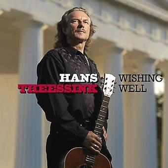 Hans Theessink - Wishing Well [CD] USA import