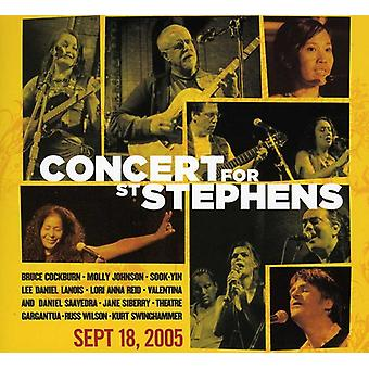 Koncert for st. Stephen's - koncert for st. Stephen's [CD] USA importerer