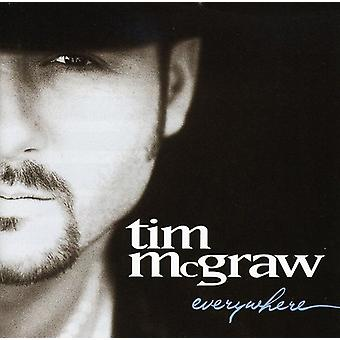 Tim McGraw - overal [CD] USA import