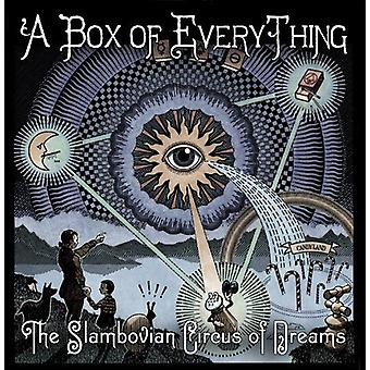 Slambovian Circus af drømme - Box of Everything [Vinyl] USA import