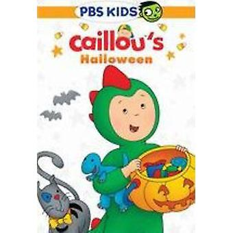 Caillou: Caillou Halloween [DVD] USA import