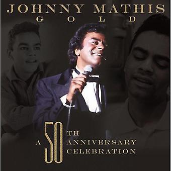 Johnny Mathis – Johnny Mathis: 50th Anniversary Celebration [CD] USA import