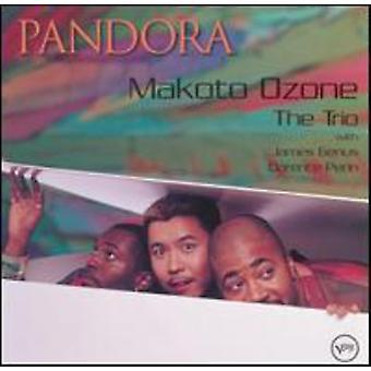 Makoto ozon - Pandora [CD] USA import