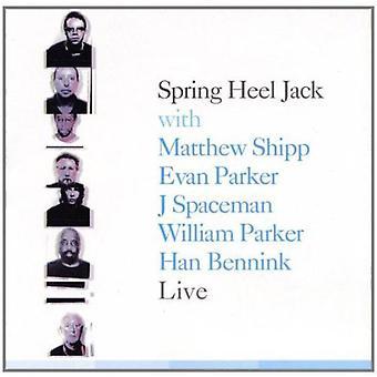 Foråret hæl Jack - Live [CD] USA import