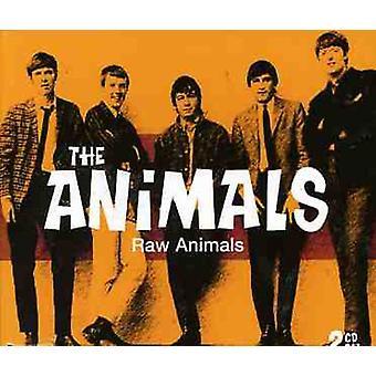 Dyr - rå dyr [CD] USA importerer