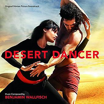Soundtrack - ørkenen danser [CD] USA importerer